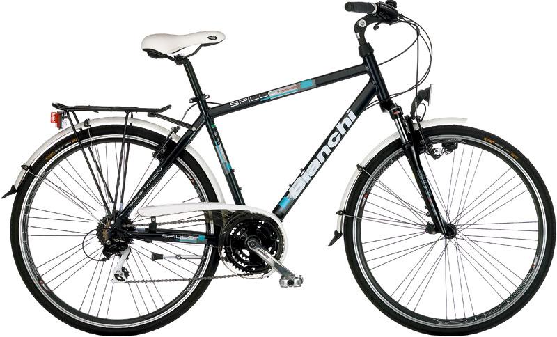 Bianchi Spillo Onice Salento Bici Tour